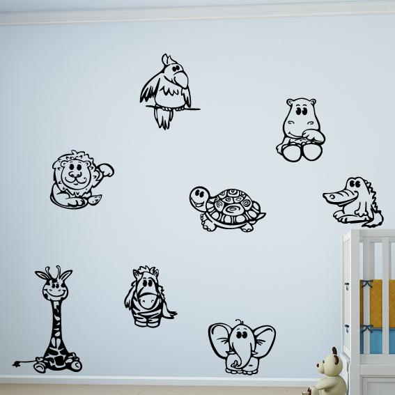 Autocolante de perete, stickere decupate, stickere perete
