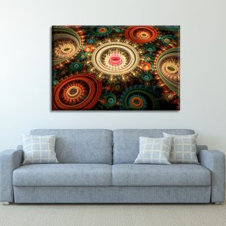 fabrica de stickere tablouri canvas print